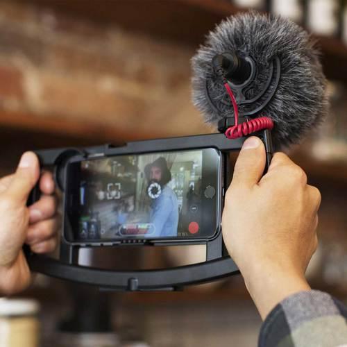 skills training with smartphone video