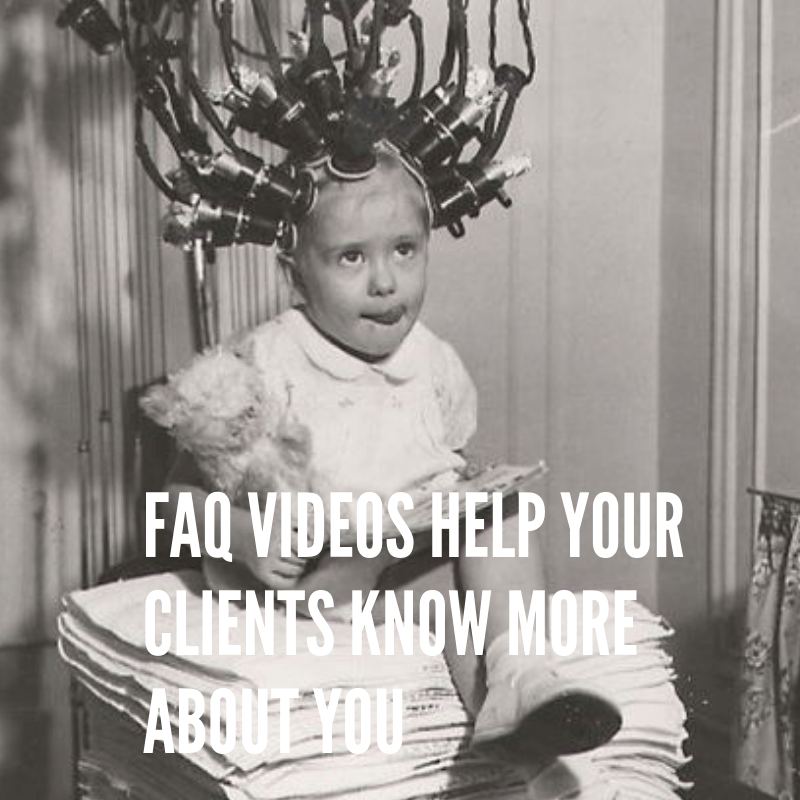 FAQ Videos boost your brand's reputation